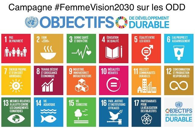 Guinée : #FemmeVision2030 et FEDEP célèbrent la Journée internationale de la jeune fille sur fond de défis!
